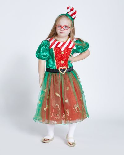 Elf Dress Set