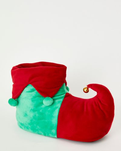 Elf Novelty Slippers