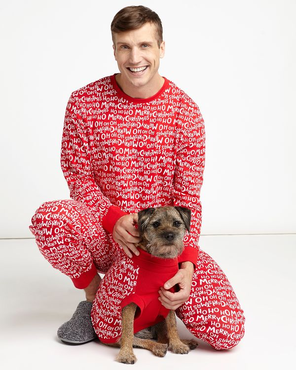 Mens HOHOHO Family Pyjamas