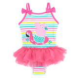 pink Peppa Pig Swimsuit