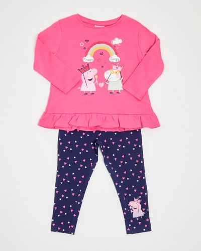 Two-Piece Peppa Set (12 months-5 years)