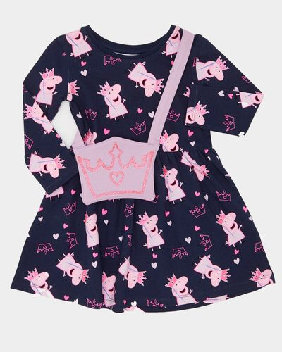 Peppa Dress And Bag (12 months-5 years)
