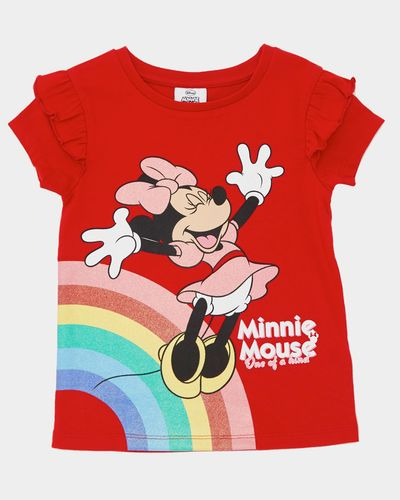 Minnie Mouse Red Top (12 months-5 years)