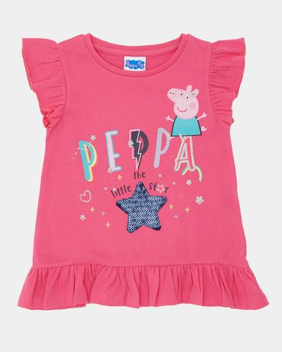 Peppa Pink Top (12 months-5 years)