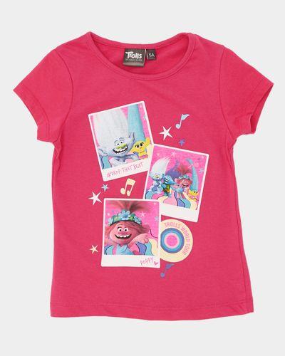 Girls Trolls T-Shirt (4-8 years)