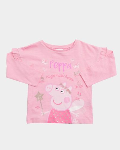 Peppa Long-Sleeved Top (12 months-5 years) thumbnail