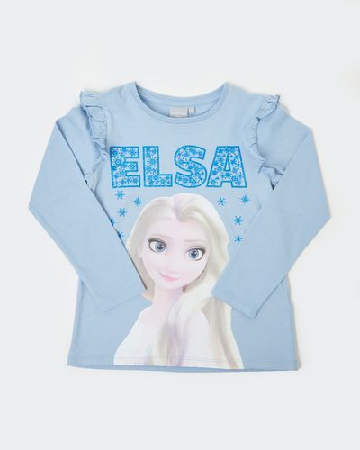 Frozen Long-Sleeved Top (4-10 years) thumbnail