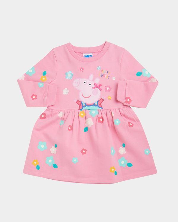 Peppa Sweatshirt Dress (12 months - 5 years)