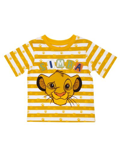 Boys Lion King T-Shirt (12 months-5 years)