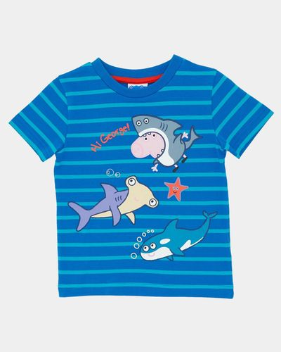 George Shark Top (12 months-5 years)