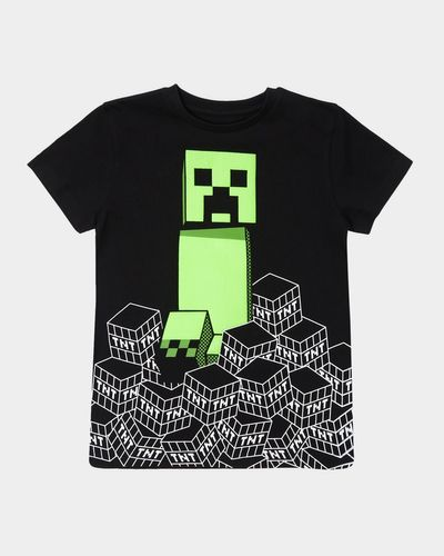 Boys Minecraft T-Shirt (5-13 years)