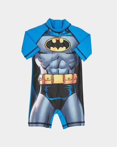 Batman Unitard (18 months-5 years) thumbnail