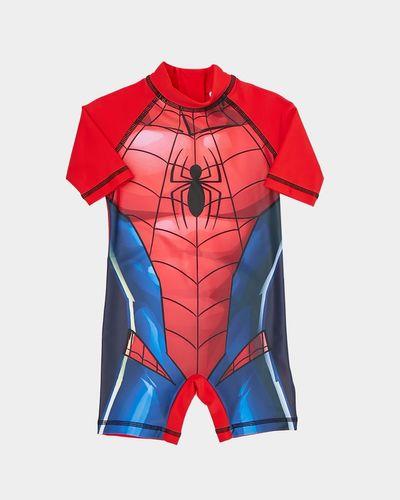 Spiderman Unitard (18 months-5 years) thumbnail