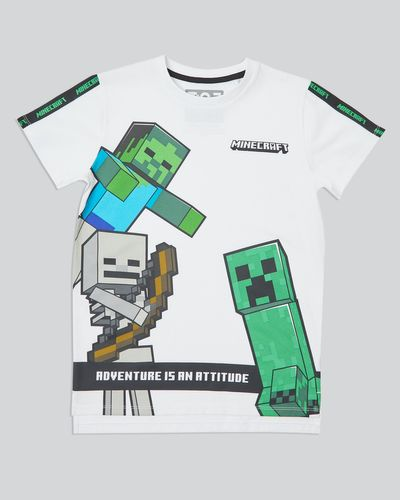 Minecraft T-Shirt (5-13 years)