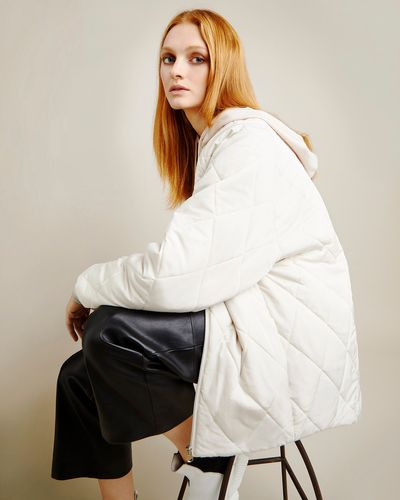 Carolyn Donnelly The Edit Quilted Jacket