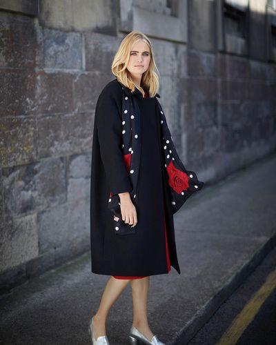 Carolyn Donnelly The Edit Wool Coat