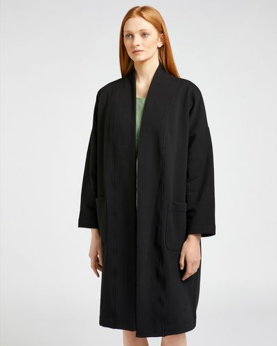 Carolyn Donnelly The Edit Throw On Coat
