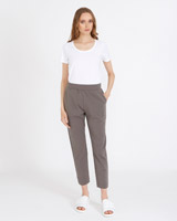 grey Carolyn Donnelly The Edit Cotton Jersey Pants