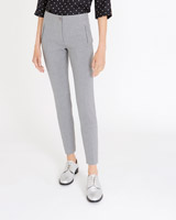 grey Carolyn Donnelly The Edit Slim Trousers
