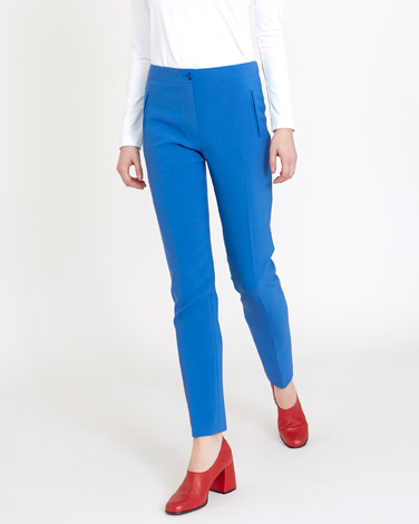 blueCarolyn Donnelly The Edit Slim Trousers
