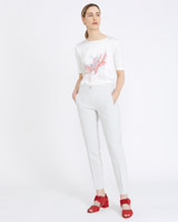 stone Carolyn Donnelly The Edit Slim Trousers