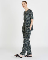 print Carolyn Donnelly The Edit Print Trousers