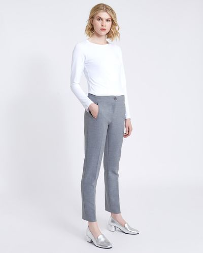 Carolyn Donnelly The Edit Slim Trousers