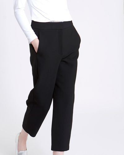 126204c9060 Carolyn Donnelly The Edit Front Seam Trouser ...