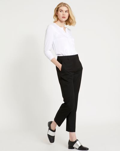 Carolyn Donnelly The Edit Cropped Trousers