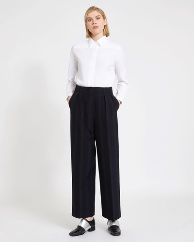 Carolyn Donnelly The Edit Pleat Trousers