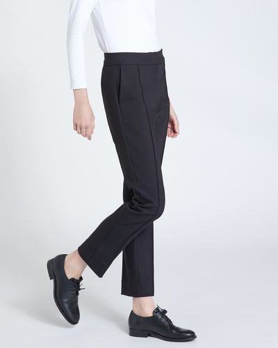Carolyn Donnelly The Edit High Waist Straight Trousers thumbnail