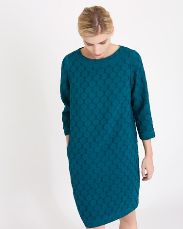 greenCarolyn Donnelly The Edit Circle Cowl Dress