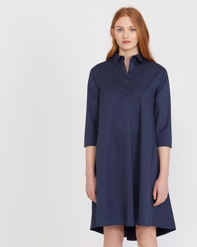 Carolyn Donnelly The Edit Cotton Shirt Dress