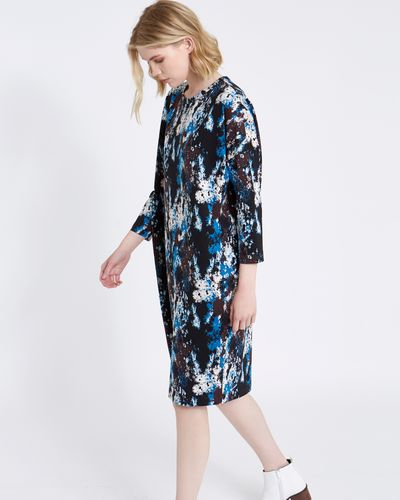 Carolyn Donnelly The Edit Splash Print Dress