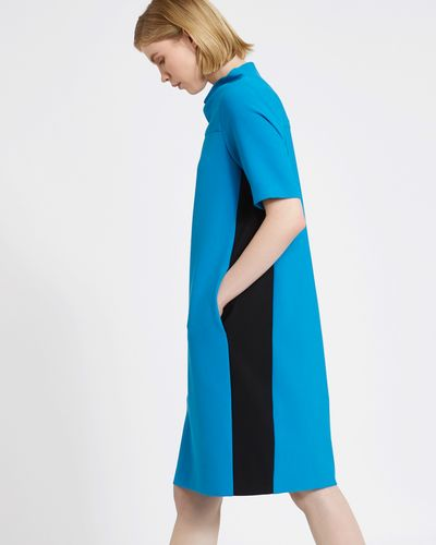 Carolyn Donnelly The Edit Cowl Neck Dress