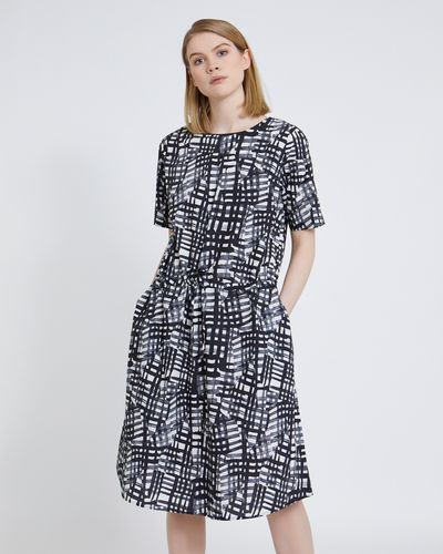 Carolyn Donnelly The Edit Drawstring Cotton Dress