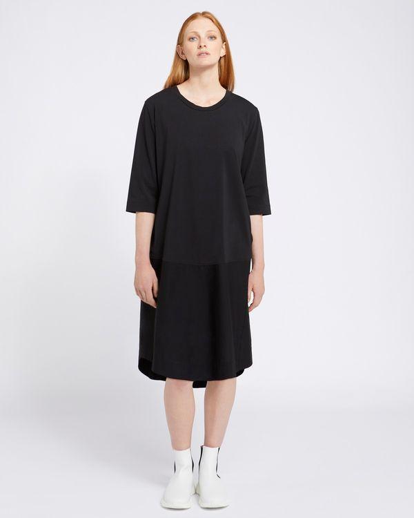 Carolyn Donnelly The Edit Cotton Hem Dress
