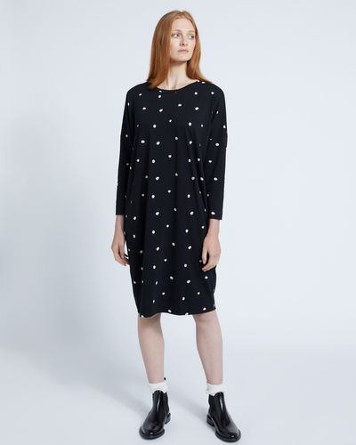 Carolyn Donnelly The Edit Spot Print Dress