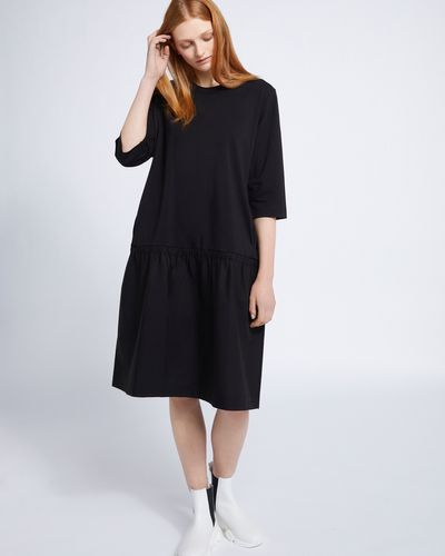 Carolyn Donnelly The Edit Elastic Gathered Dress