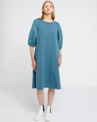 Carolyn Donnelly The Edit Puff Sleeve Dress