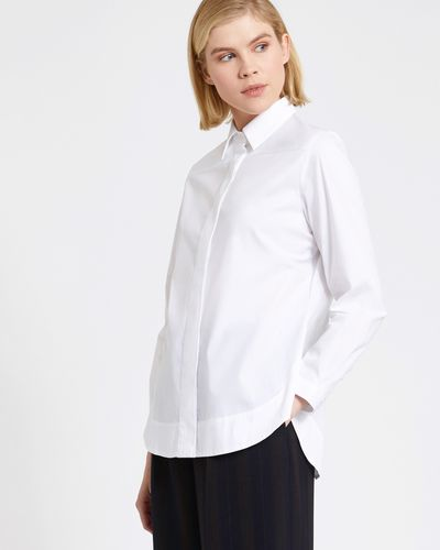 Carolyn Donnelly The Edit White Shirt