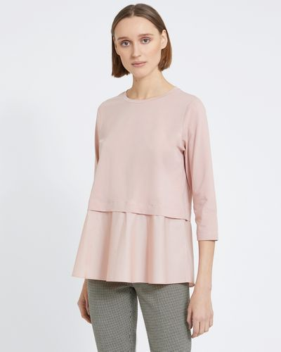 Carolyn Donnelly The Edit Tunic Flared Top