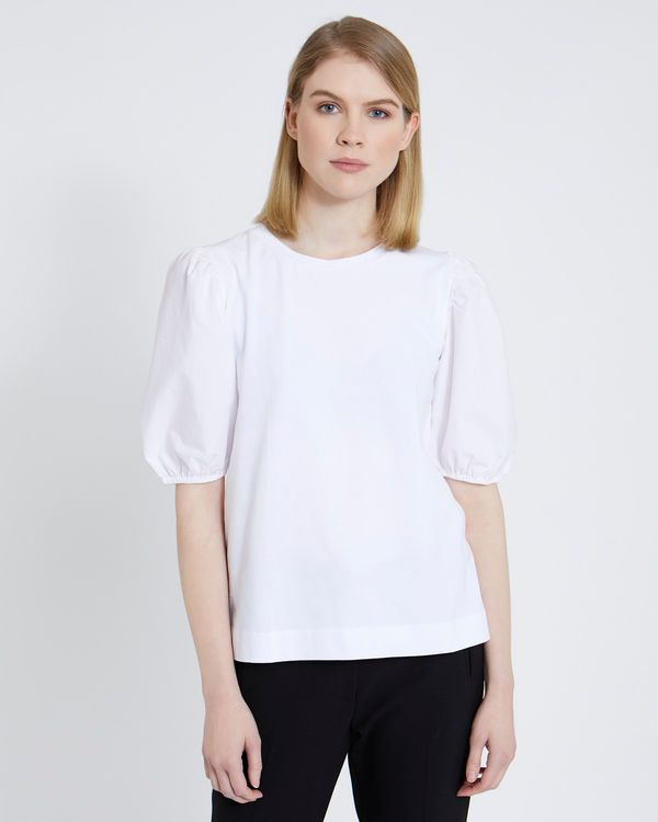 Carolyn Donnelly The Edit Balloon Sleeve Top