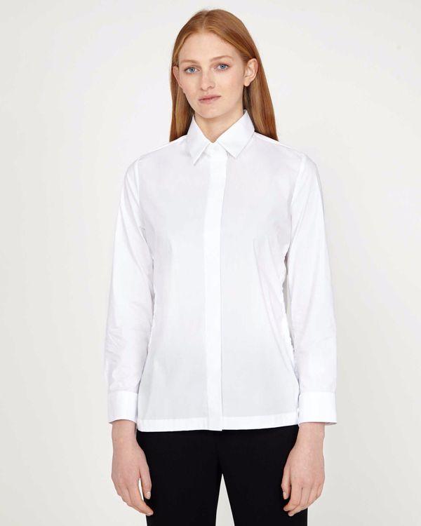 Carolyn Donnelly The Edit Drawstring Side Shirt