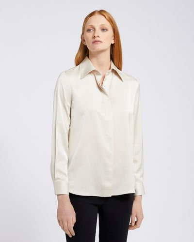 Carolyn Donnelly The Edit Concealed Placket Shirt