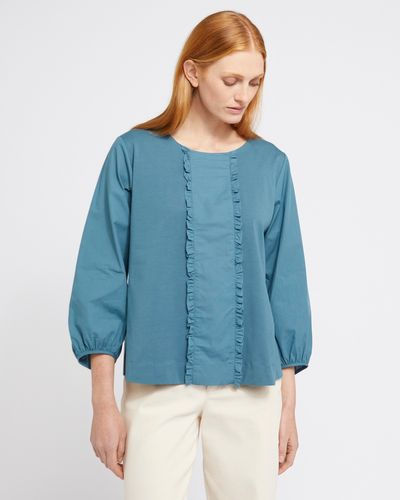 Carolyn Donnelly The Edit Puff Sleeve Top