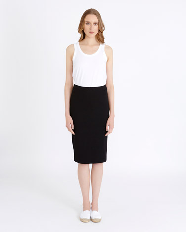 Carolyn Donnelly The Edit Jersey Skirt