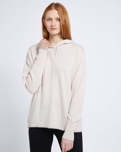 Carolyn Donnelly The Edit Cashmere Blend Hoodie