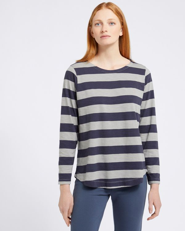 Carolyn Donnelly The Edit Striped Top