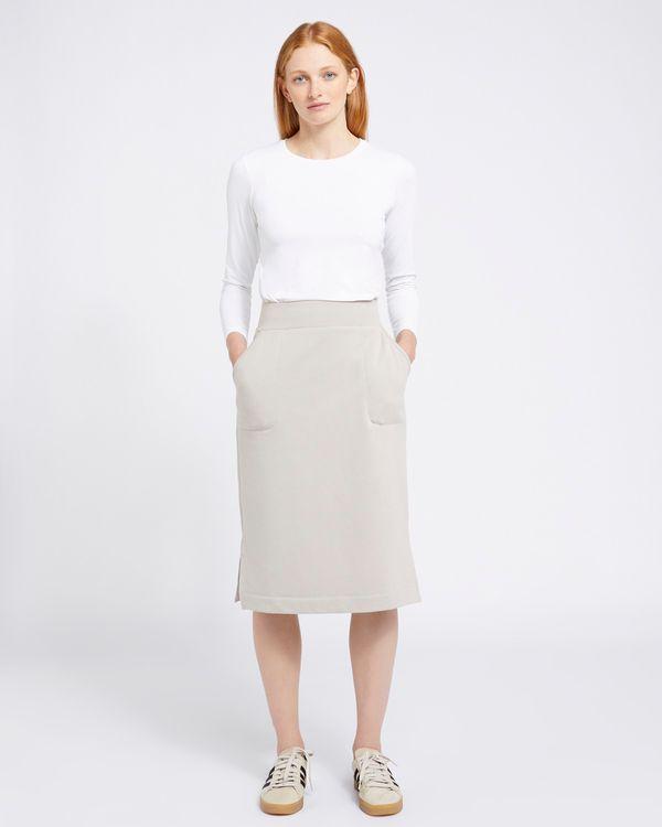 Carolyn Donnelly The Edit Sweatshirt Skirt
